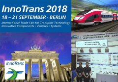 InnoTrans 2018, Berlin