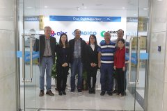Bengal Customers Visit AGICO for Rail Fastening Set