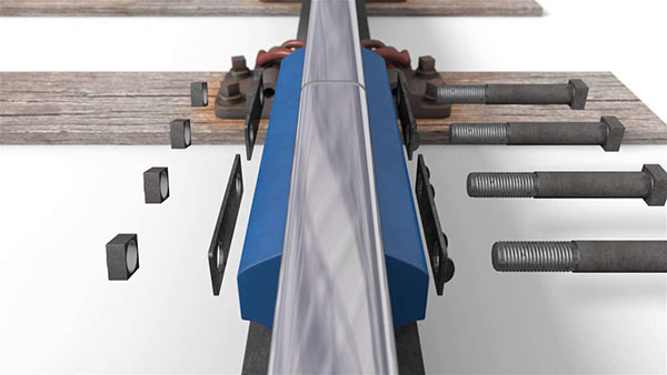 Polyurethane Insulated Rail Joints