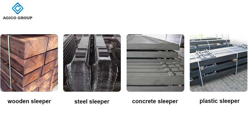 Railway Sleepers For Sale | AGICO Rail