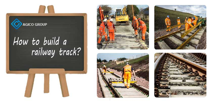 How To Build A Railway Track   6 Steps With Pictures