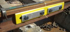 Insulated rail joint review