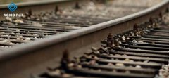 Railroad track for sale