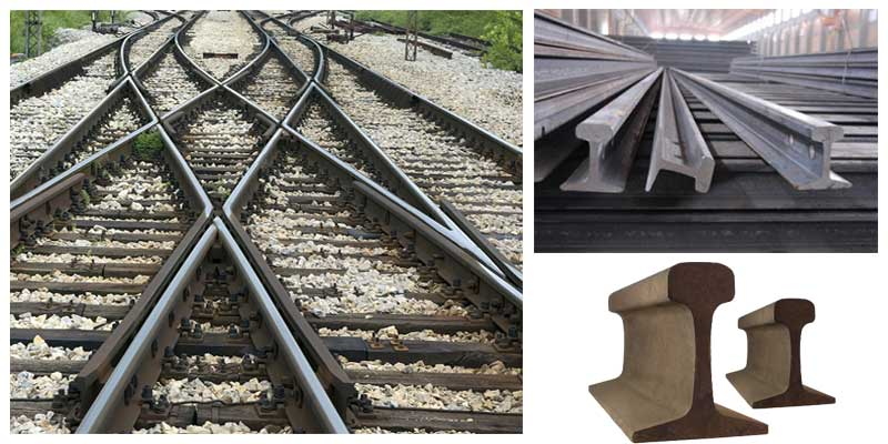 A Full Guide Of Rail Track And Rail Joint Bar | AGICO Rail