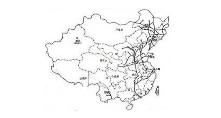 History Of Chinese Railway Development | Railroad In Modern China