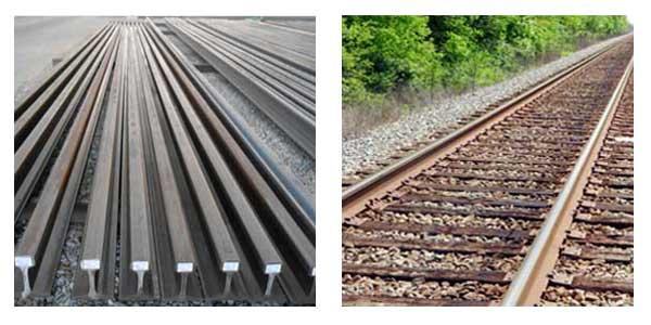 5 Common Rail Parts | Rail, Rail Joint, Rail Fastening