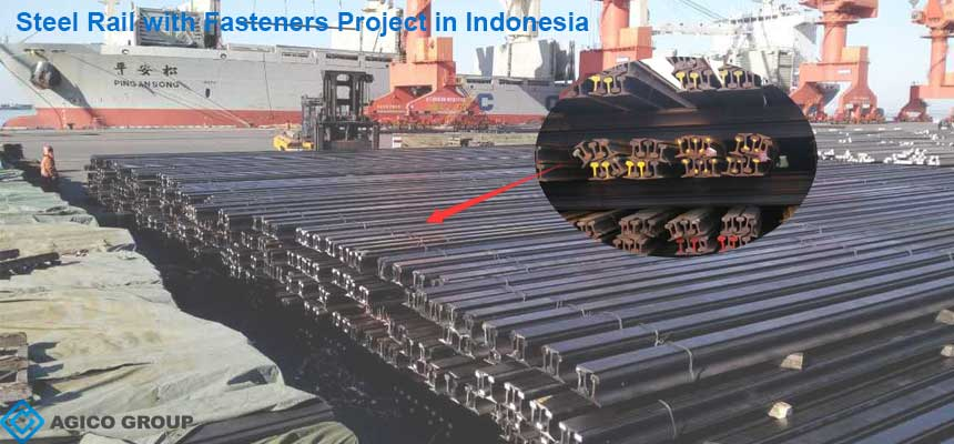 steel-rail-project-in-indonesia