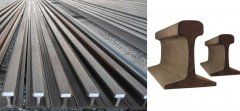 Steel rail type overview