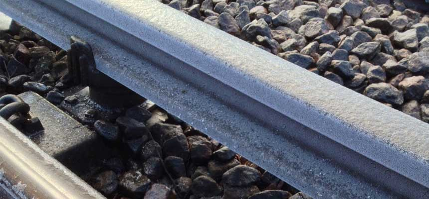 technical requirements of rail track